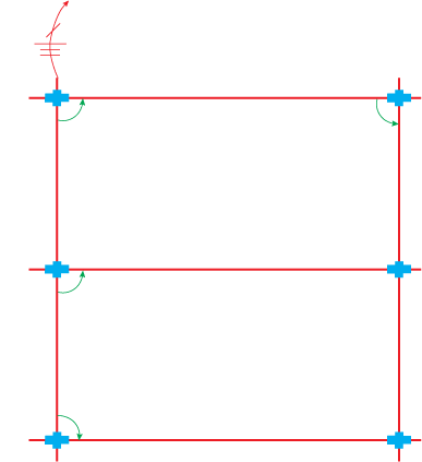 Criss Cross Intersections